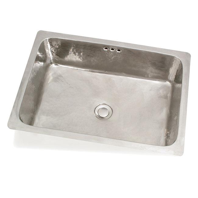 Jandelle Kitchen Sinks U2013 Lisa Rectangular Copper Sink