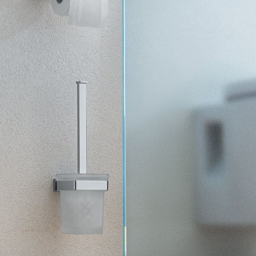 Inda Lea Wall Toilet Brush Aloré Design