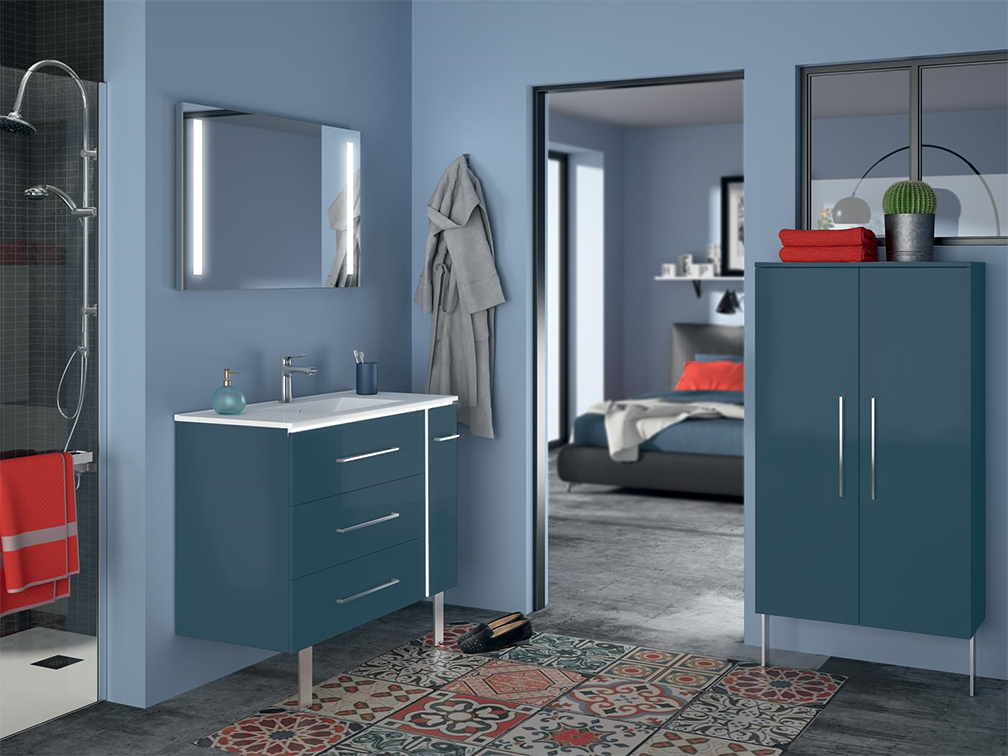 Decotec Lumina Vanity Alor 233 Design